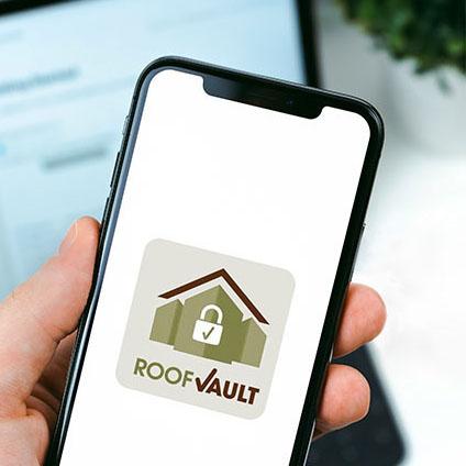 Roof Vault Logo